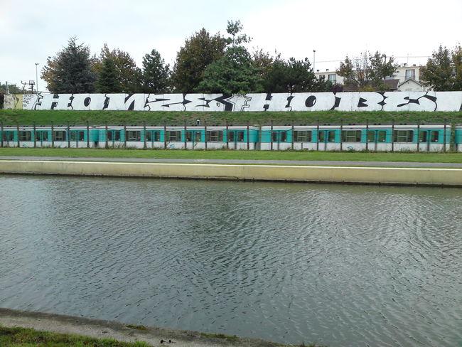 Piece Par Honze - Bobigny (France)