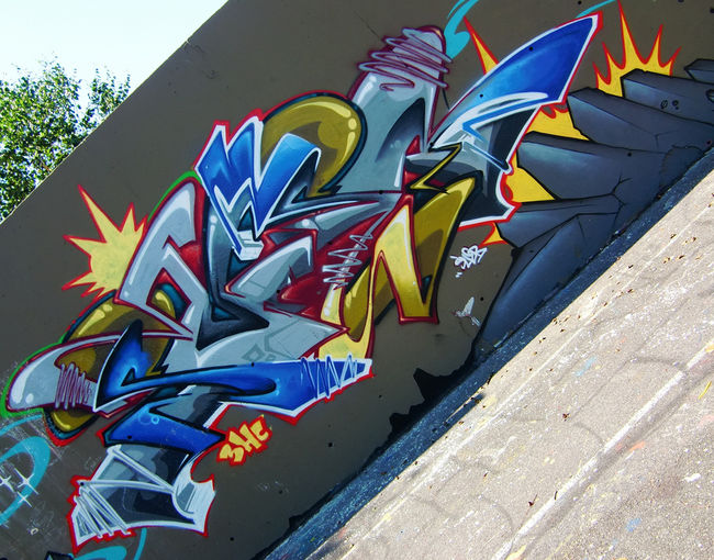 Piece By Sueb - Ivry-sur-Seine (France)