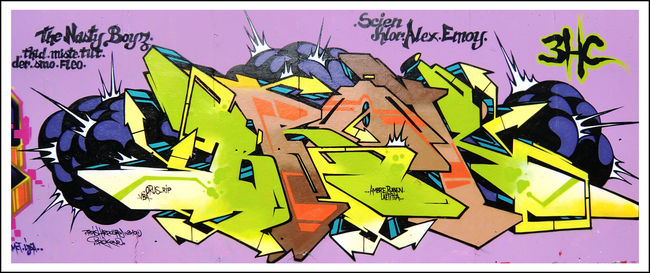Piece Par Brok - Ivry (France)