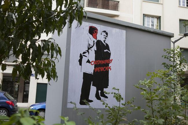 Street Art Par Tuco - Lyon (France)
