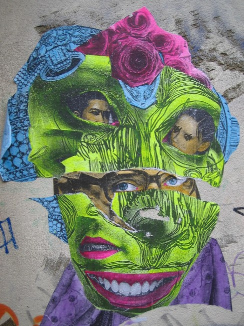 Street Art Par Judith Supine - Londres (Royaume Uni)