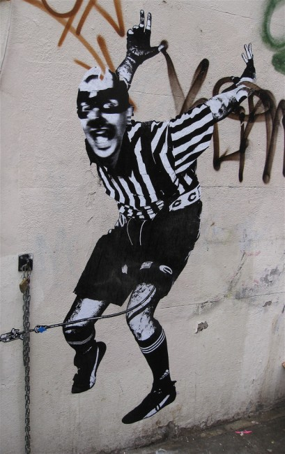 Street Art By Wk - London (United Kingdom)