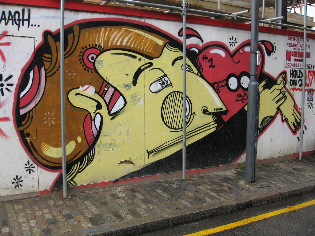Big Walls By Sickboy - London (United Kingdom) - Street-art and ...