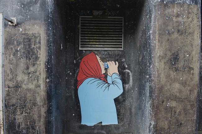 Street Art By Br1 - London (United Kingdom)