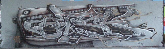 Fresques Par Ador, Otek - Montreal (Canada)