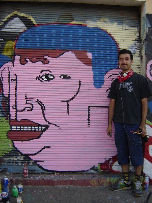 Personnages Par Victor Cavieres - Santiago (Chili)