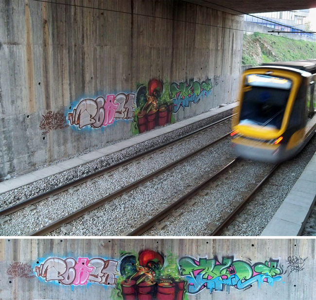 Piece Par Breakone - Porto (Portugal)