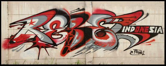 Piece Par Rebel06 - Semarang (Indonesie)