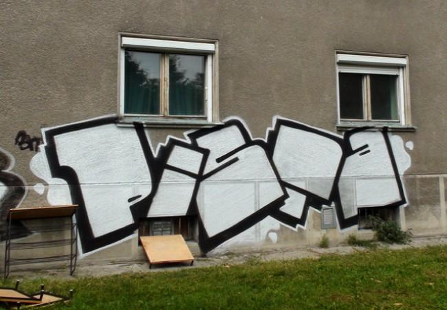 Throw Ups Par Pista - Bratislava (Slovaquie)