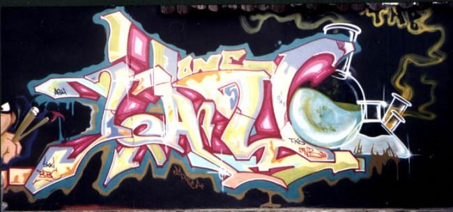 Piece Par Jayone - Paris (France)