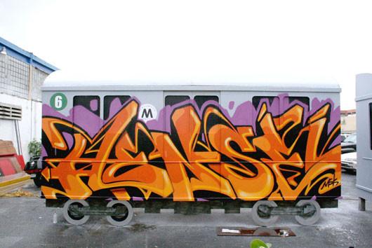 Piece By Hense - Los Angeles (CA)