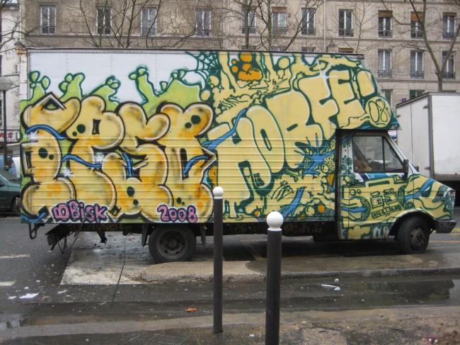 Piece Par Horfe, Ipso - Paris (France)