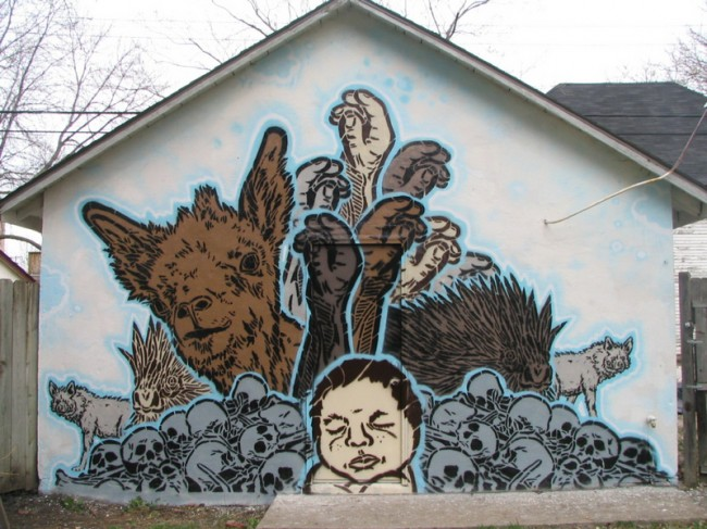 Big Walls By Broken Crow - Minneapolis (MN)
