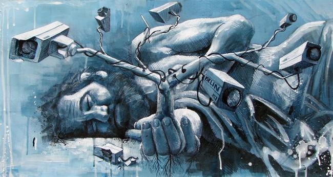 Street Art By Belin - Jaen (Spain)