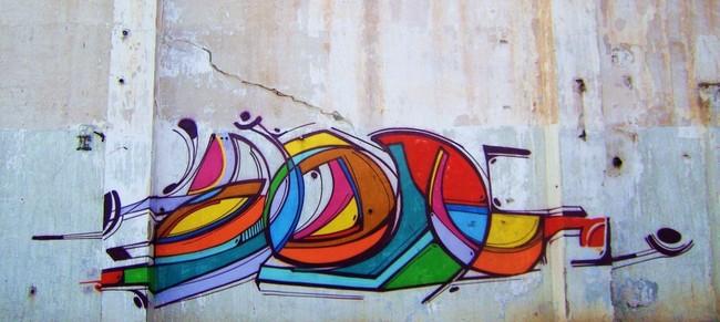 Piece Par Kenor - Barcelone (Espagne)