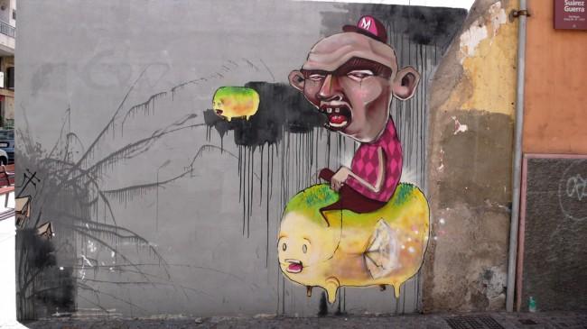 Characters By Muro - Sta Cruz (Spain)
