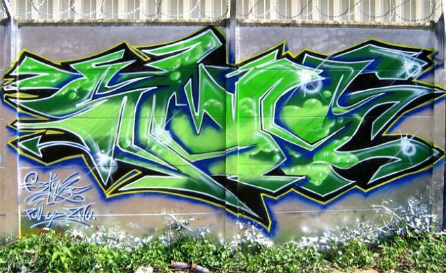 Piece By Styk2 - St.-Ouen (France)