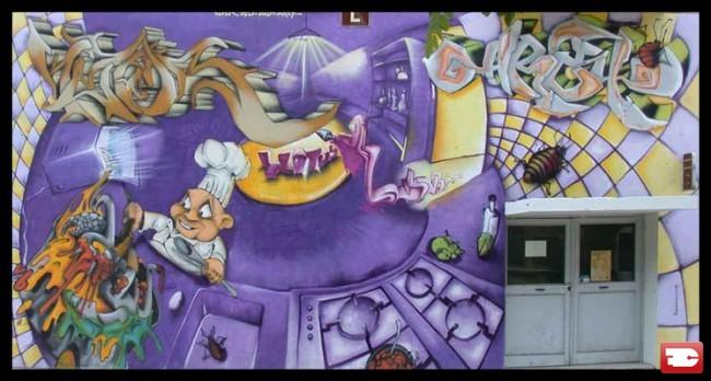 Fresques Par Dely, Arey - Evreux (France)
