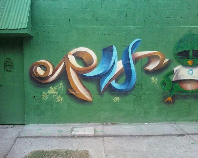 Piece Par Erlex - Ville De Guatemala (Guatemala)