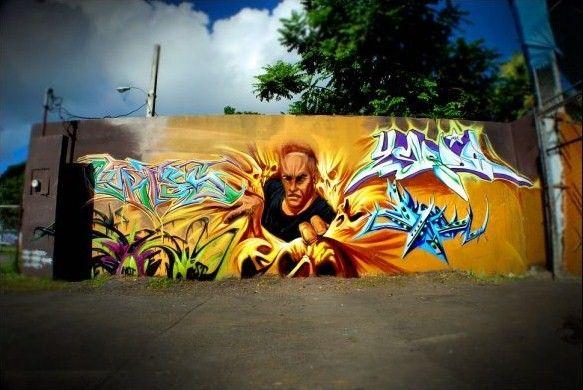 Fresques Par Gro, Cortes - Canovanas (Porto Rico)