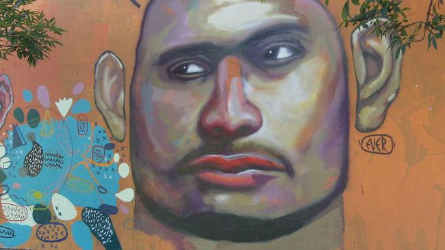 Fresques Par Ever - Buenos Aires (Argentine)