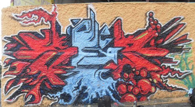 Street Art Par Real Vandal - Belo Horizonte (Bresil)