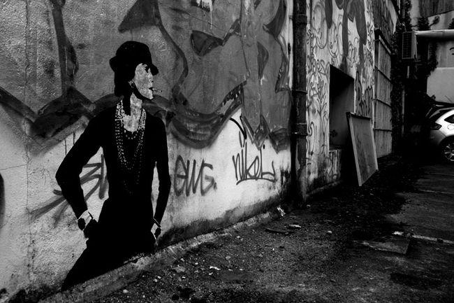 Street Art Par Jinks - Nantes (France)