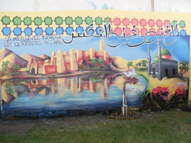 Fresques Par Moresk - Roubaix (France)