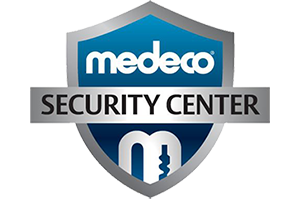 Medeco high security locks logo
