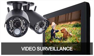 Video Surveillance in San Diego, CA