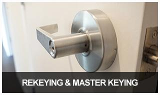 Rekeying & Master Keying in San Diego, CA