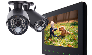 Video Surveillance from Grah Safe & Lock in San Diego, CA