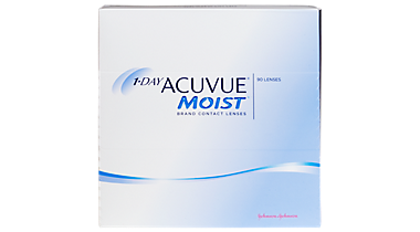 Acuvue 1-day Moist 90 pack