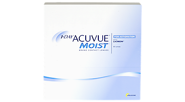 Acuvue 1-day Moist for Astigmatism 90 pack