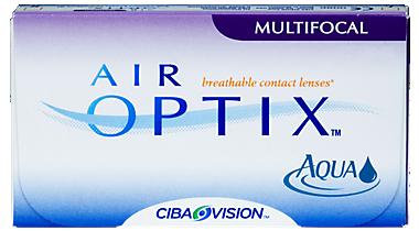 Air Optix Multi-Focal 6 pack
