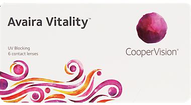 Avaira Vitality 6 pack