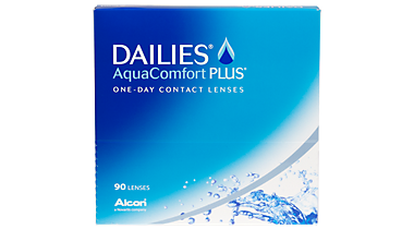 Aqua Comfort Dailies 90 pack