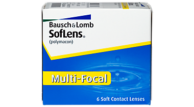 Softlens Multifocal 6 pack