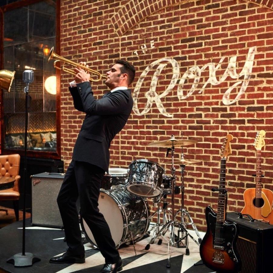 TEST: Bill Dobrow Live at Roxy