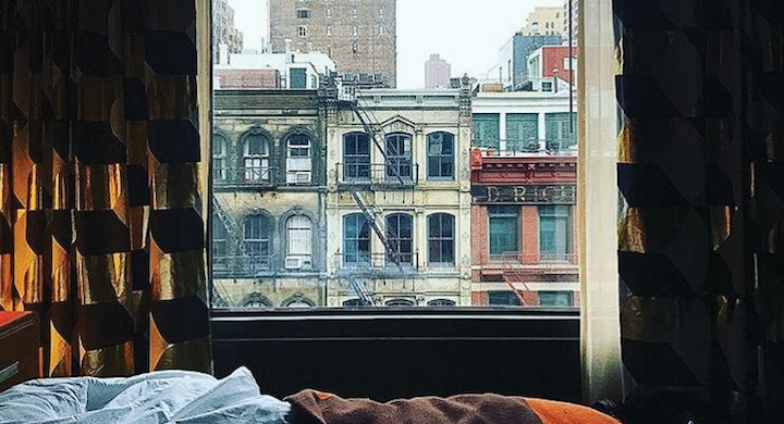 Tribeca view