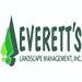 Website for Everett's Landscape Management, Inc.