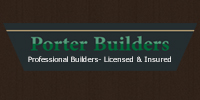 Website for Porter Builders