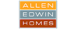Website for Allen Edwin Homes