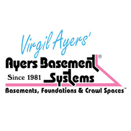 Website for Ayers Basement Systems