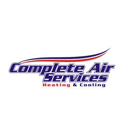Website for Complete Air Services Heating & Cooling