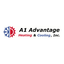 Website for A 1 Advantage Heating & Cooling, Inc.