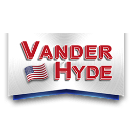 Website for VanderHyde Mechanical, Inc.