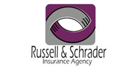 Website for Russell & Schrader Insurance Agency, Inc.