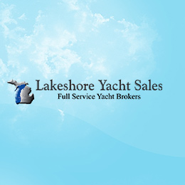 Website for Lakeshore Yacht Sales, LLC