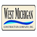Website for West Michigan Construction Company